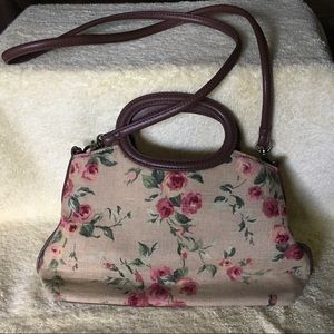 Fossil - Small Floral Crossbbody Bag